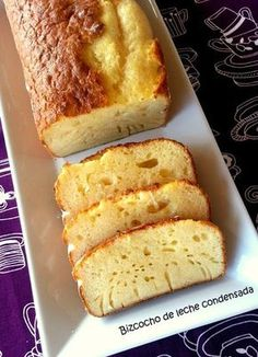 :O Bizcocho de leche condensada Thermomix :) Pinterest ^^ | https://pinterest.com/cookinglovers4ever/