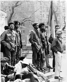 When young Black Men come together for something they have the power and the aggression to get anything done. Young soldiers with power and change within their hands. Let us remind them of this. Post...