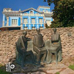"""Colombres. """"La puerta del Camino, Ribadedeva en el Camino de Santiago"""" declarado recientemente Bien de Interés Cultural (BIC), con la categoría de Conjunto Histórico."""