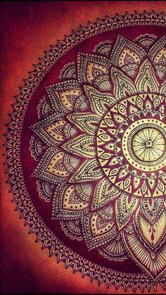 Mandala Art, Mandala Drawing, Mandala Painting, Mandala Wallpaper, Nature Wallpaper, Wallpaper Backgrounds, Image Zen, Graphic Wallpaper, Hippie Art