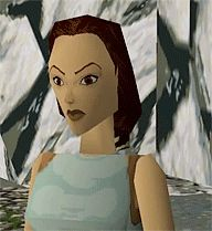 Video game technology has improved Lara Crofts looks over the years