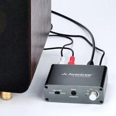 Convertitore suono digitale-analogico per il salotto in sconto a 27 euro