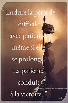 French Phrases, French Words, Positive Attitude, Positive Quotes, Sunday Wishes, Image Club, Beau Message, Strong Words, Life Words