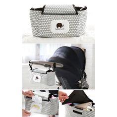 stroller accessories/ stroller caddy/ best stroller organizer/ stroller organizer bag/ stroller diaper bag Suitcase, Organisers, Bags, Accessories, Organisation, Handbags, Taschen, Suitcases, Purse