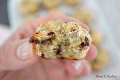 Healthy Muffins, Healthy Cookies, Biscuit Coco, Cookies Banane, Cookies Light, Muesli, Cookies Et Biscuits, Sweet Treats, Brunch