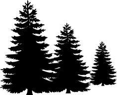 Pine tree clip art pine cones illustration free stock - Clipartix