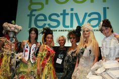 Green Fashion Show - LA 2012