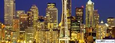 #Cities #Seattle - Facebook Timeline Cover Photos/Skins