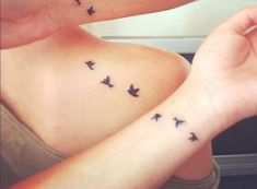 Love this idea!!  3 birds for 3 sisters - placement TBD  @kimmytee84 and @katherenehigbee