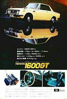 Toyota 1600GT