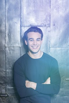 Be true to who you are, and everything will fall into place. // Alberto Rosende is Simon Lewis in Shadowhunters, only on Freeform.