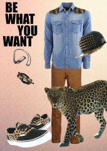 Buchidindron dévoile son coté sauvage en #léopard #mode #fashionweek #bewhatyouwant