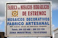 Mosaico Hidráulico = Lúcio Zagalo