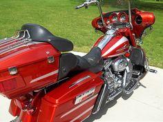 2008 Harley-Davidson® FLHTCUSE3 Screamin' Eagle Ultra Classic® Electra Glide® (Cooper And Crimson), Clinton, Ohio (459659)   ChopperExchange...