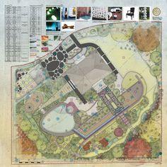 Najlepsze Obrazy Na Tablicy Projekty Ogrodów Garden Plans 13