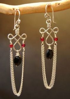Wire Jewellery Designs For Beginners #repin