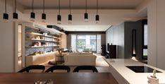 INTERIOR   매력적인 2 베드룸 아파트 인테리어 :: 더하우스