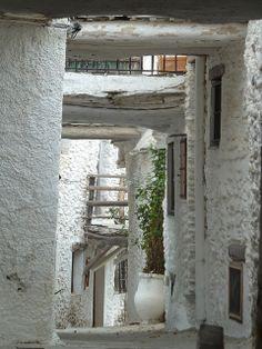 Tinaos en Capileira