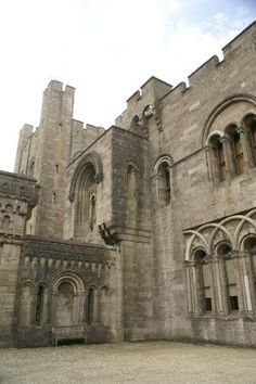 Penrhyn Castle (Bangor, Wales) on TripAdvisor Bangor Gwynedd, Bangor Wales, Castles In Wales, Dream Houses, Palaces, Barcelona Cathedral, Notre Dame, Places To Travel, Trip Advisor