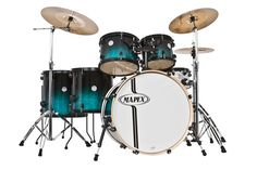 Mapex Horizon Limited Edition 6 Piece Shell Kit Drum Set at AMS