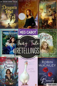 Best Fairy Tale Retellings Ya Books, Good Books, Books To Read, Teen Books, Best Fairy Tales, Reading Challenge, Book Challenge, Book Memes, Retelling