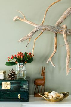 The color experts at HGTV.com share 15 ideas for using versatile sage green in every room. | HGTV >> http://www.hgtv.com/design/decorating/color/15-ways-to-decorate-with-soft-sage-green-pictures?soc=pinterest