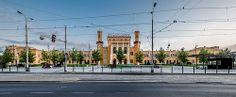 """""""Chateau"""" - Wrocław Railstation #station #train #rail #hauptbanhof #19thcentury"""