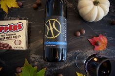 Halloween Pairings! Cabernet and Whoppers!