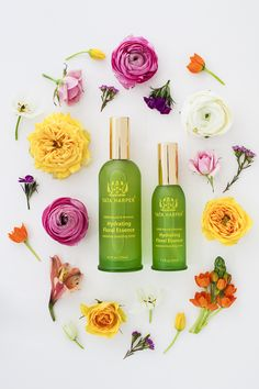 5 unexpected ways to use your Hydrating Floral Essence, including as a refreshing scalp-spritz (click to read more!)
