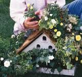Image result for planters in bird house