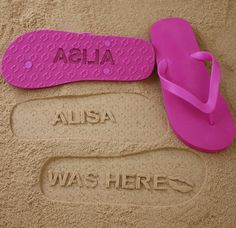 Classic FlipSidez are thong style flip flops modeled after the Japanese Zori. Sleek and comfortable, theyfeature a dual density Rubber EVA sole with a soft upper and tough durable bottom. Classic FlipSidez can be personalized with your own custom sand imprint sole design and choice of colors. There is no minimum order quantity for personalized flip flops and you can buy just1 pair for yourselfor10,000 pairs with a custom logo. For larger orders, custom strap and heel printing are also…