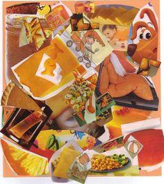 Orange Pre-school Theme Day