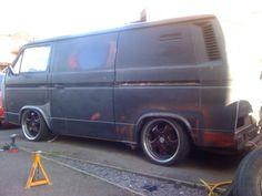 GTI van back on the road 9.4.12