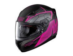 Nolan N60-5 Hexagon black/Purple
