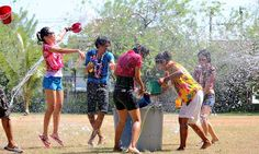 Tips to get the most out of Songkran // #Songkran #Thailand