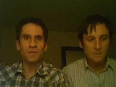 Seth Rudetsky and Jack Plotnick sing JINGLE BELLS. For more AMAHZING content like this visit: www.SethTV.com!