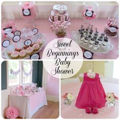 Sweet Beginnings Baby Shower - Reasons to Come Home