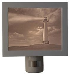 Perfect for a Beach theme – Lighthouse Night Light Lithophane
