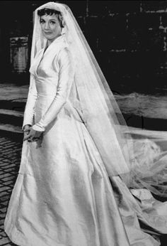 Sound of Music Wedding Dress