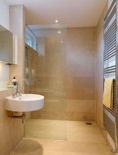 Cool 44 Stunning Minimalist Bathroom Design Ideas. More at https://homehihoo.com/2018/04/18/44-stunning-minimalist-bathroom-design-ideas/