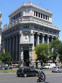 Cortes, Madrid, Calle de Alcalá