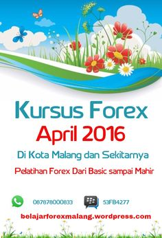 Belajar Forex 2016 | Kursus Forex 2016 | Privat Forex 2016