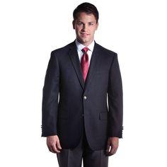 Men's Jean-Paul Germain Traditional Blazer, Size: 42 Long, Blue