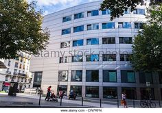 Paris, France, French Hospital, Modern Architecture,
