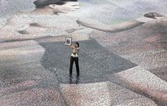 In 2008, a massive photo mosaic was assembled from more than 112,000 images in Birmingham, England. Project manager Kerry Endsor and artist Helen Marshall worked together to transform   photos from area residents into The Big Picture, an image of record-breaking scale.