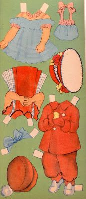 The Paper Collector: Betsy and Bill by Lowe, 1943