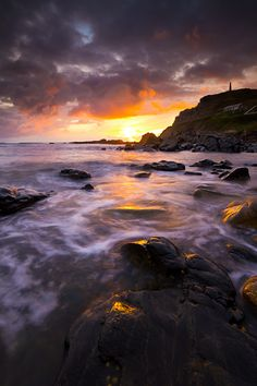 Photograph St Just Sunset by Paul Sutton on 500px