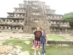 Zona Arqueológica Tajín, Veracruz, México