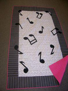 music lovers lap quilt