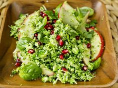 Brokkoli-«couscous»